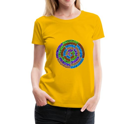 wheel - Women's Premium T-Shirt