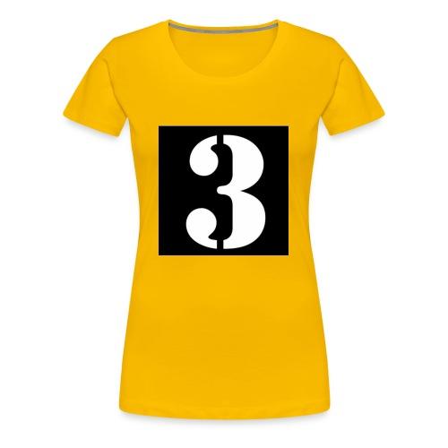 Team 3 - Women's Premium T-Shirt