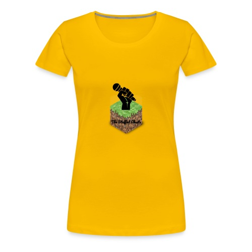 Stuffed Chests Logo - Women's Premium T-Shirt