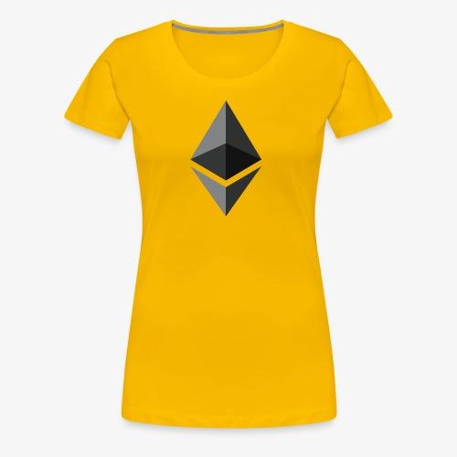 ETH - Women's Premium T-Shirt