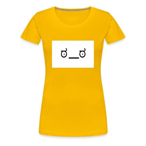 NerdMuffin - Women's Premium T-Shirt