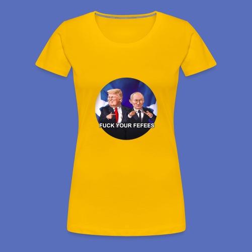 Trump & Putin - Women's Premium T-Shirt