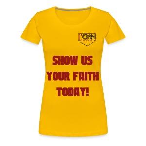 rOWN LOGO T SHIRT - Women's Premium T-Shirt