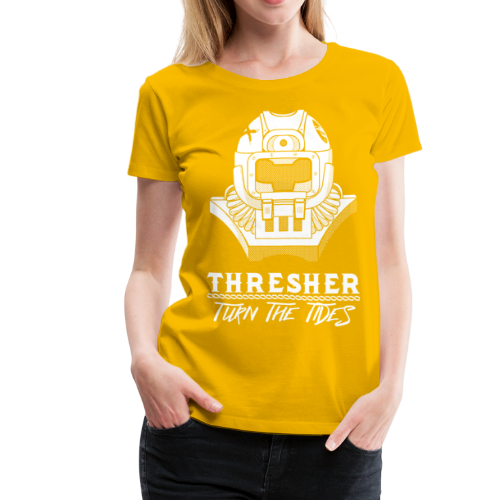 Thresher - Women's Premium T-Shirt