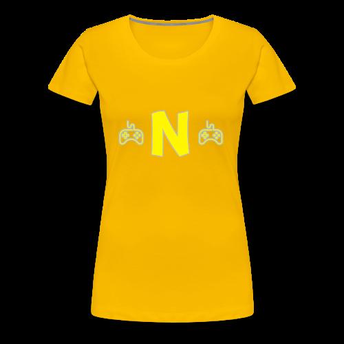 Linha Neon - Women's Premium T-Shirt