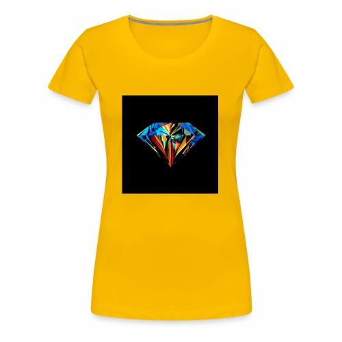 dimand - Women's Premium T-Shirt