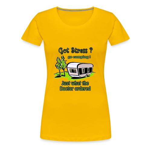 Got Stress - Women's Premium T-Shirt