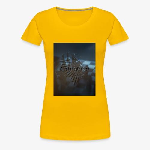 ClvssandFvshion - Women's Premium T-Shirt