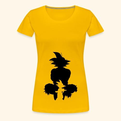 gokuShirt - Women's Premium T-Shirt
