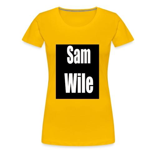 samlogo - Women's Premium T-Shirt