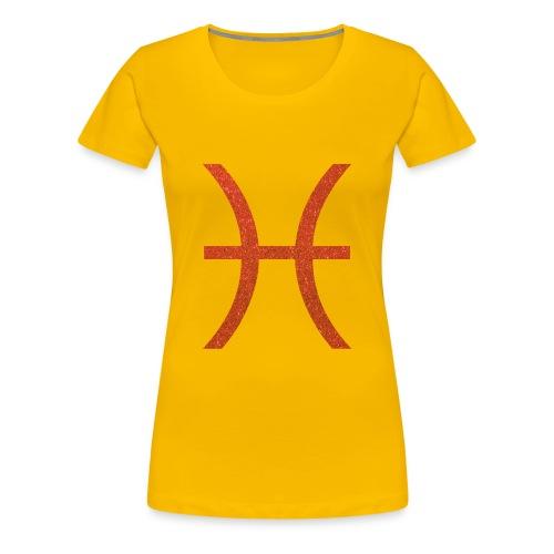 Pisces t-shirt - Women's Premium T-Shirt