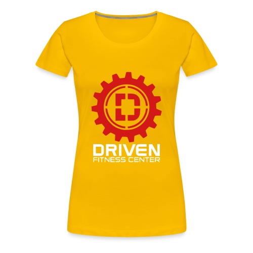 Stacked Logo - Women's Premium T-Shirt