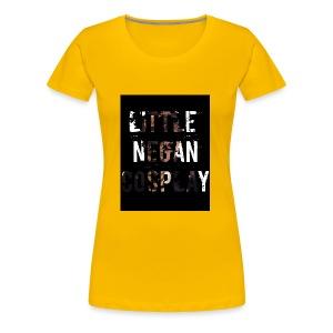 LittleNeganCosplay Contest Winner - Women's Premium T-Shirt