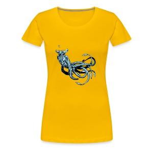 Sea Emperor Transparent - Women's Premium T-Shirt