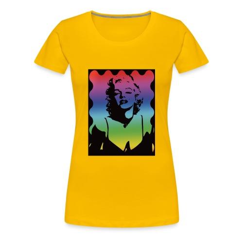 Marylyn M. - Women's Premium T-Shirt