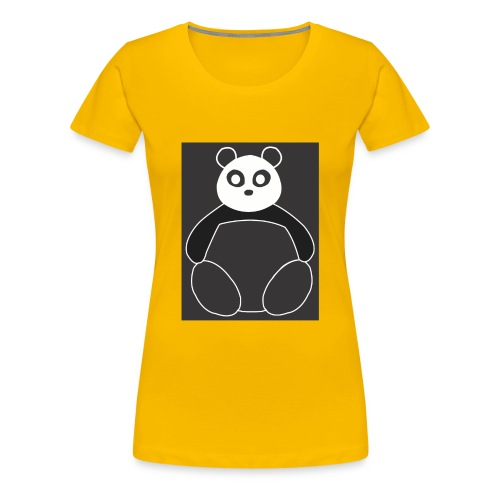 Fat Panda - Women's Premium T-Shirt
