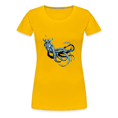 Sea Emperor Transparent - Women's Premium T-Shirt
