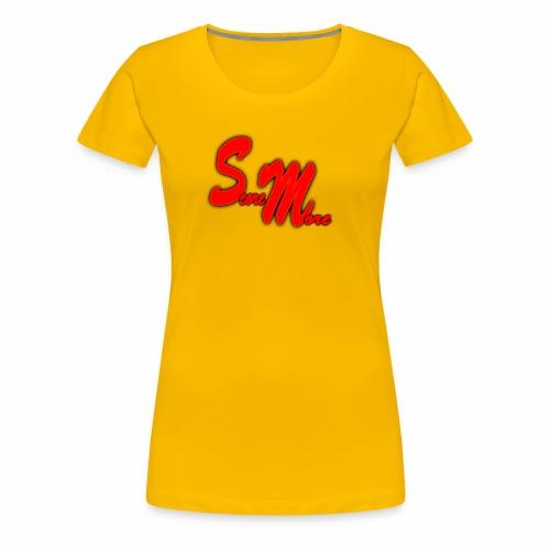 AUTOGRAPH LOGO! - Women's Premium T-Shirt