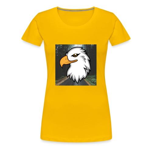 NixieSqwa Profile Pic - Women's Premium T-Shirt