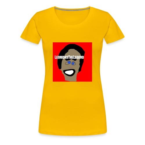 LeonidasTheLegend - Women's Premium T-Shirt