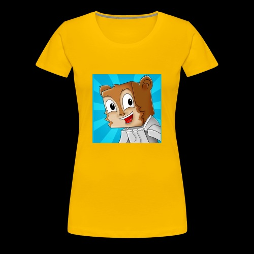 ChipmunkGaminz - Women's Premium T-Shirt