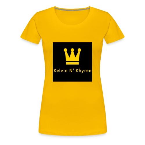 Classic Crown - Women's Premium T-Shirt