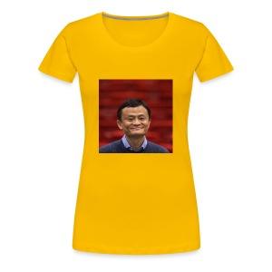 Dylantoapickle logo - Women's Premium T-Shirt