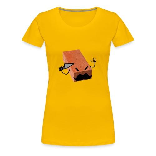 Shitty AVI - Women's Premium T-Shirt