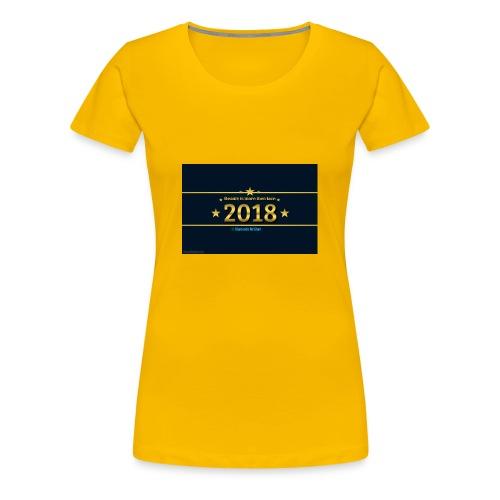 A123D9E2 FE7F 4234 B7BD 30334D90DAEA - Women's Premium T-Shirt