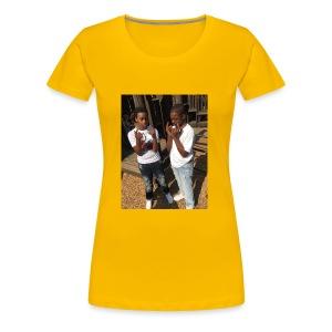 125ACE12 E5C2 4166 A066 F5DB8905BED6 - Women's Premium T-Shirt