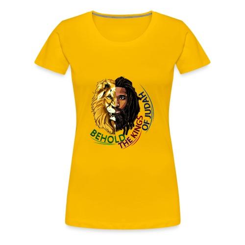 Readytoprint v1 1 - Women's Premium T-Shirt
