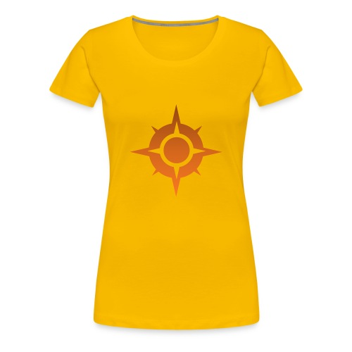 Pocketmonsters Sun - Women's Premium T-Shirt