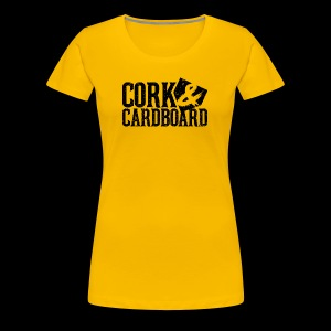 Cork & Cardboard - Steel City - Women's Premium T-Shirt