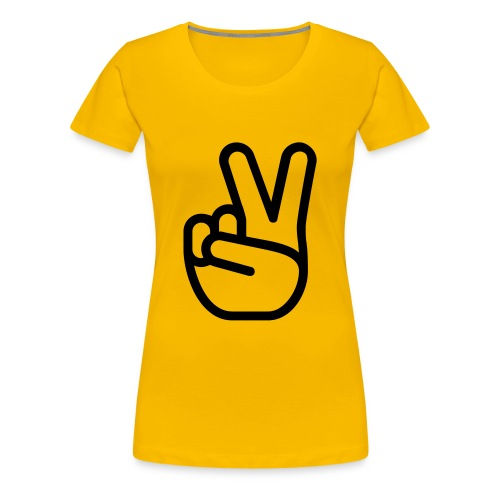 HASTY VICTORY - Women's Premium T-Shirt