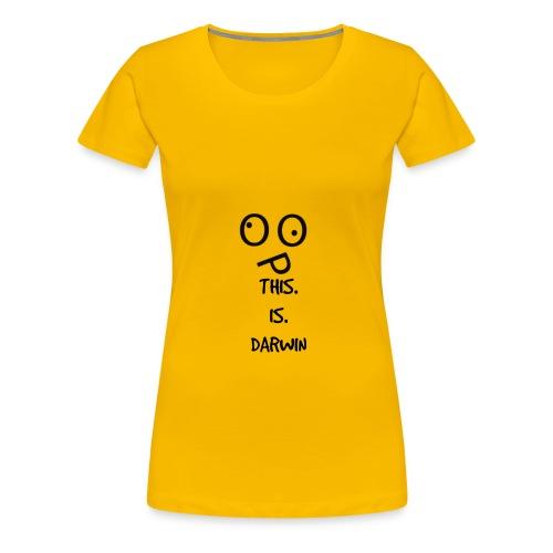 This Is Darwin - Women's Premium T-Shirt
