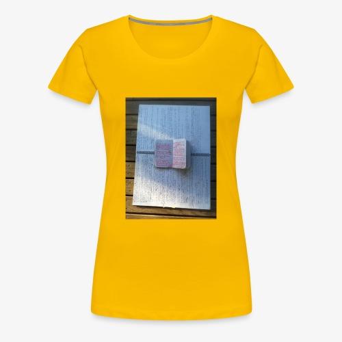 STRATA - Women's Premium T-Shirt
