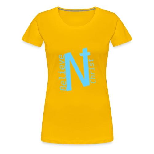 24650AED 3A85 4C92 8123 9CE1C958724D - Women's Premium T-Shirt
