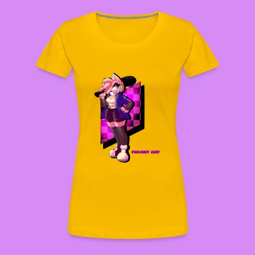 Project Amy : Chilled - Women's Premium T-Shirt