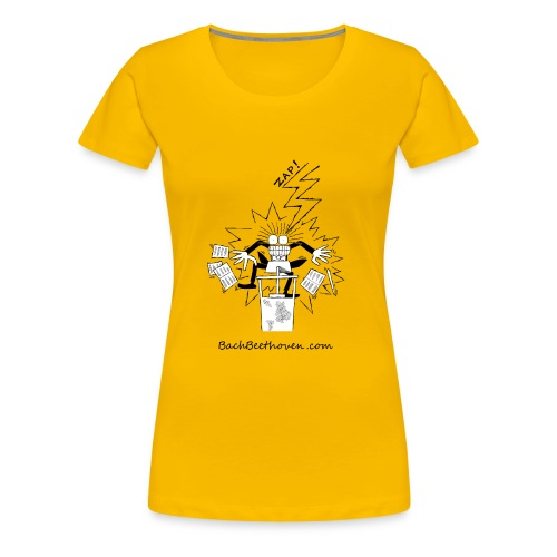 Conductor - Women's Premium T-Shirt