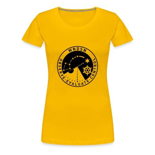 Wndsn Polaris Explorer - Women's Premium T-Shirt