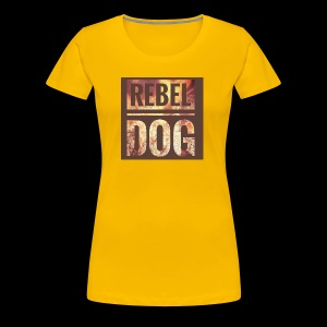 Dog Burner - Women's Premium T-Shirt