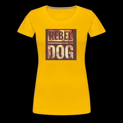 Dog Burner - Women's Premium T-Shirt