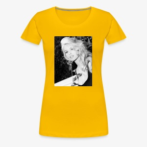 60's Babe - Women's Premium T-Shirt