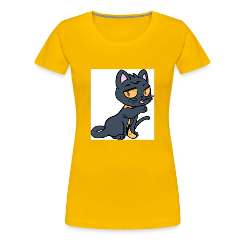 Kieran_Cat_Test - Women's Premium T-Shirt
