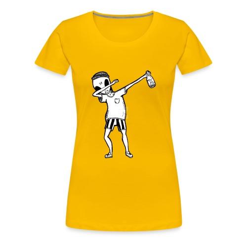 Alien Dab - Women's Premium T-Shirt