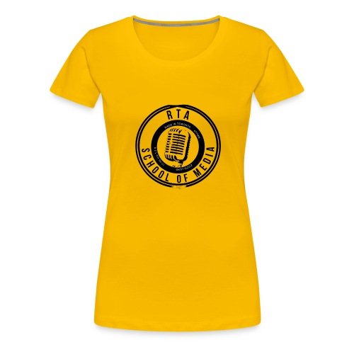 RTA School of Media Classic Look - Women's Premium T-Shirt