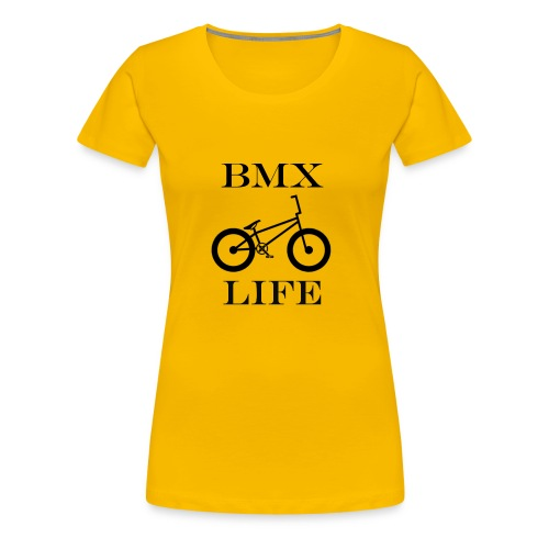 BMX LIFE - Women's Premium T-Shirt