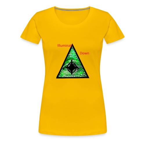 illuminati Confirmed - Women's Premium T-Shirt