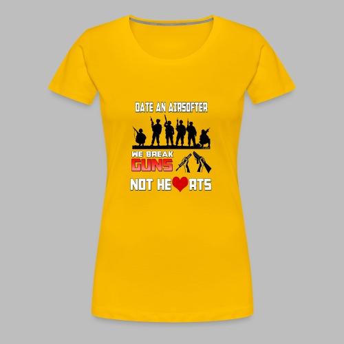 Funny! - Women's Premium T-Shirt