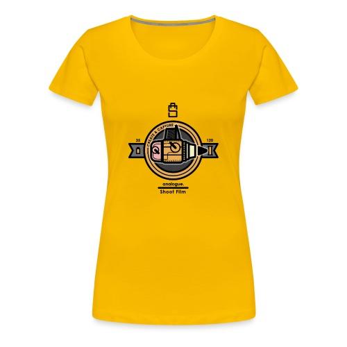Medium Format 2 - Women's Premium T-Shirt
